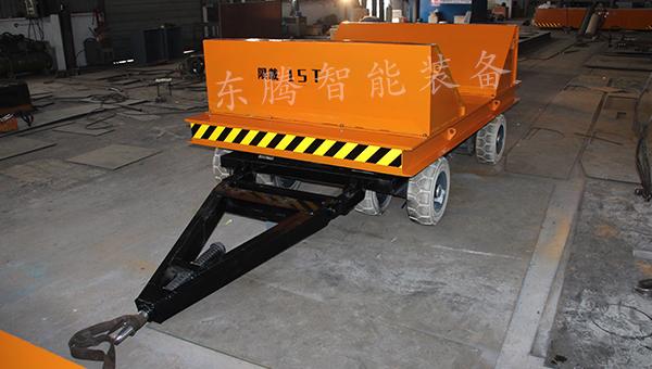 TC平板牵引拖车