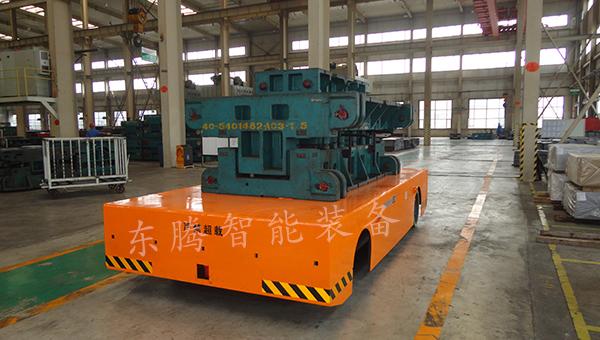 上海NP无轨电动平车