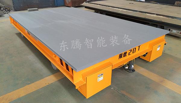 杭州KPC电缆卷筒轨道平车