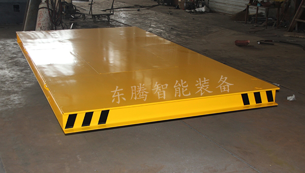 上海KP无动力轨道平车